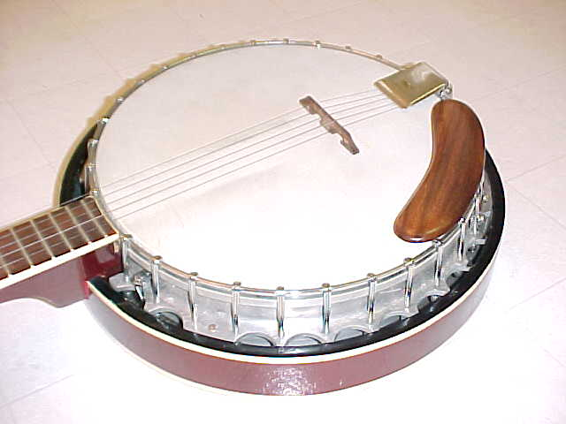 Asian Banjos - Entry Level